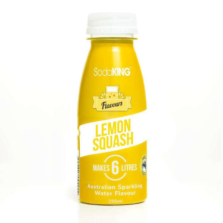 Sodaking Lemon Squash Syrup