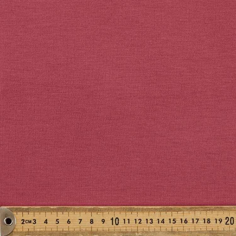 Plain 148 cm Super Scuba Knit Fabric