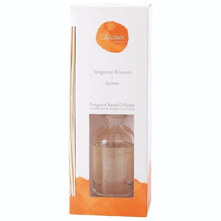 Shadows Tangerine Blossom & Lychee 125 mL Diffuser