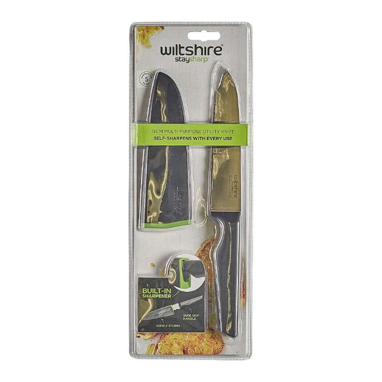 Wiltshire Staysharp 15 cm Multi Purpose Knife