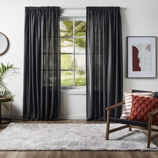 Gummerson Rylee Sheer Pencil Pleat Curtains