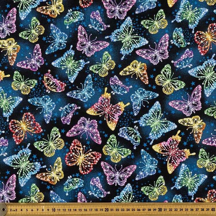 Flutters Butterflies Cotton Fabric