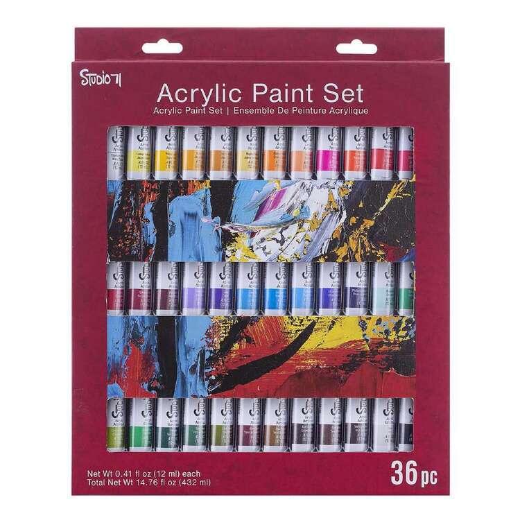 Studio 71 Artist 12ml Acrylic Paint Set