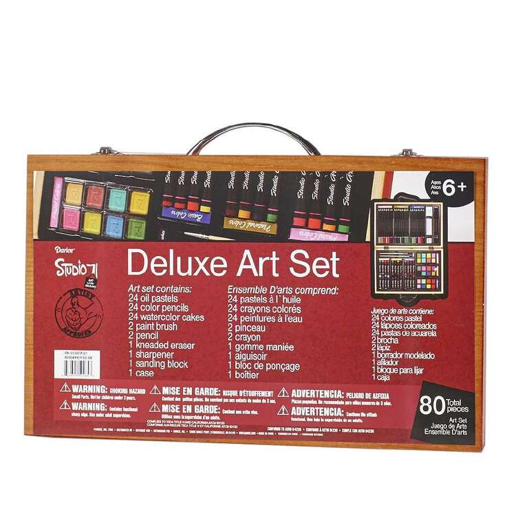 Studio 71 Artist Professional Art Set