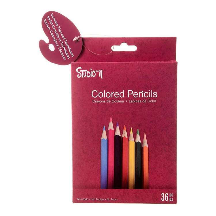 Studio 71 36 Pieces Color Pencils