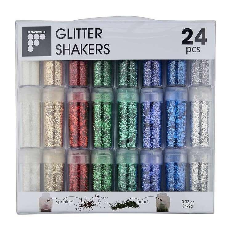 Francheville 24 Packs Glitter Set
