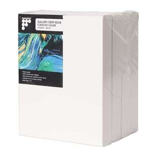 Francheville Gallery 4 Pack Deep Edge Canvas