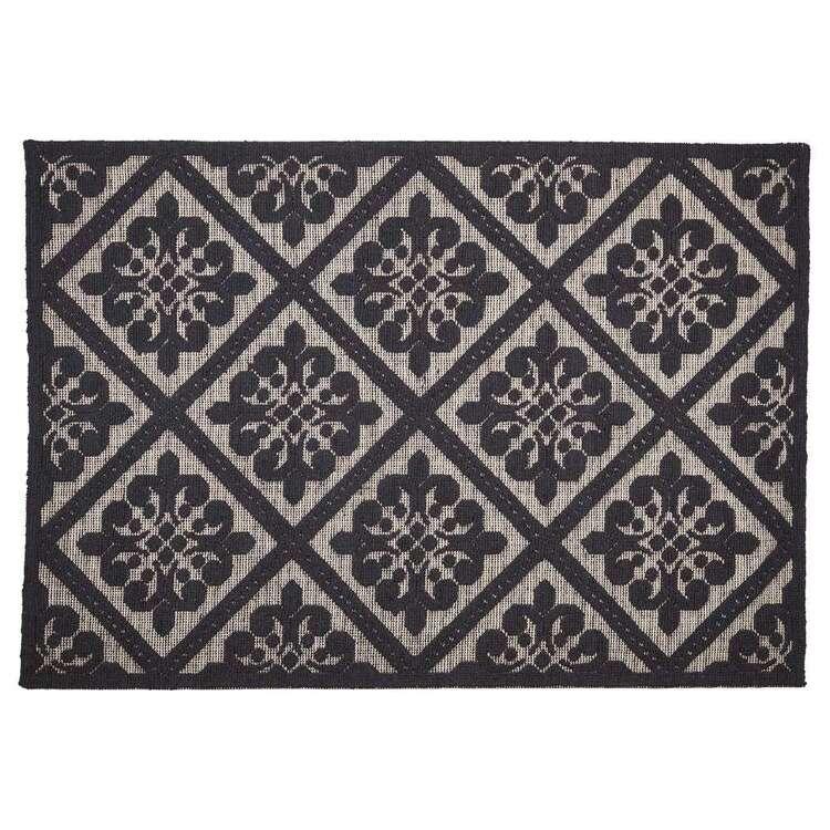 Koo Home Celia 160 x 230 cm Woven Jacquard Wool Rug