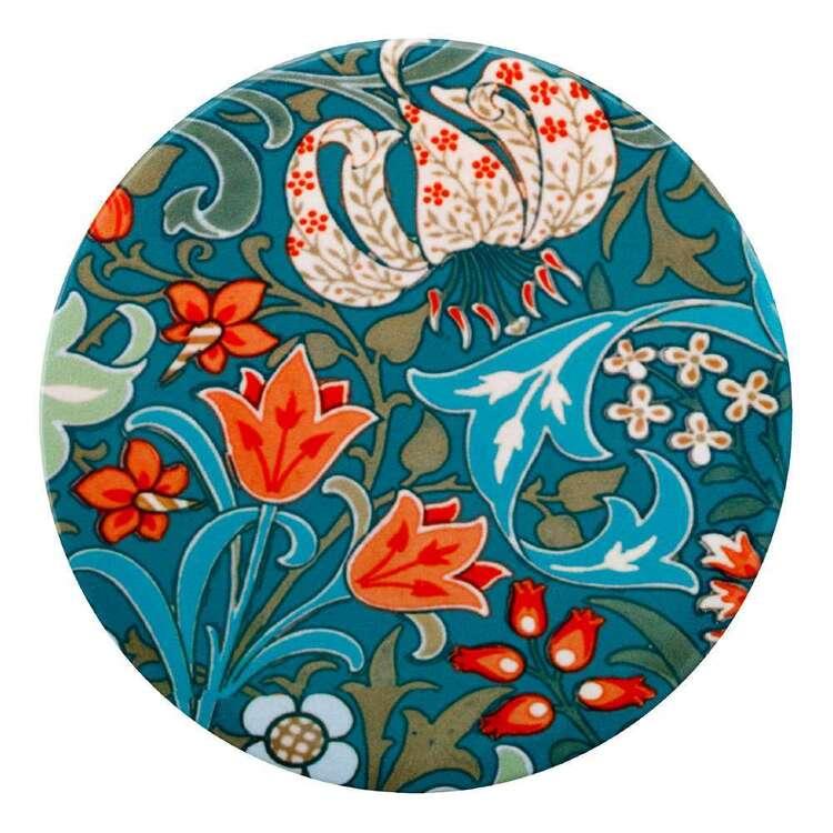 Casa Domani William Morris Liberty 10 cm Ceramic Coaster