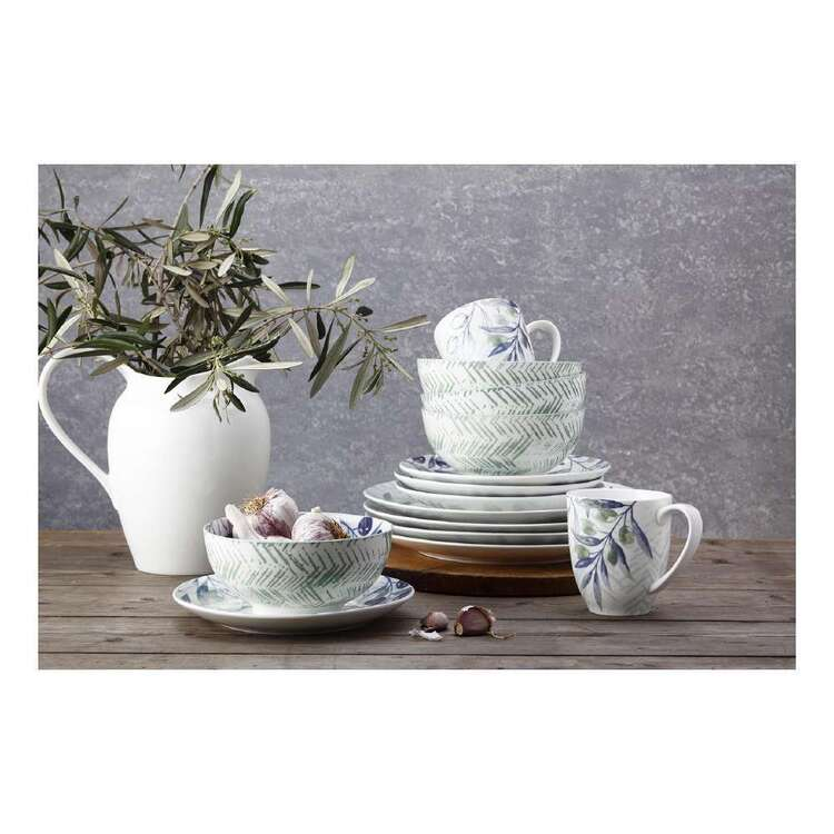 Casa Domani Olive Grove 16 Piece Dinner Set