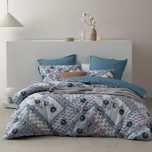 Logan & Mason Zali Quilt Cover Set