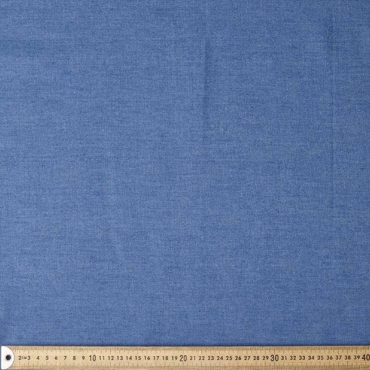 Plain Light Weight Denim 140 cm Fabric