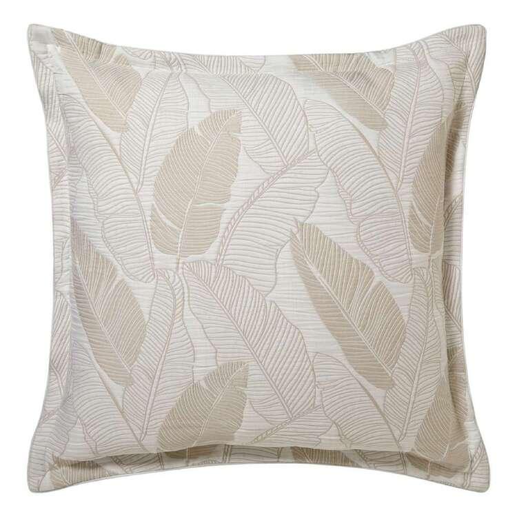 Platinum Tahiti European Pillowcase