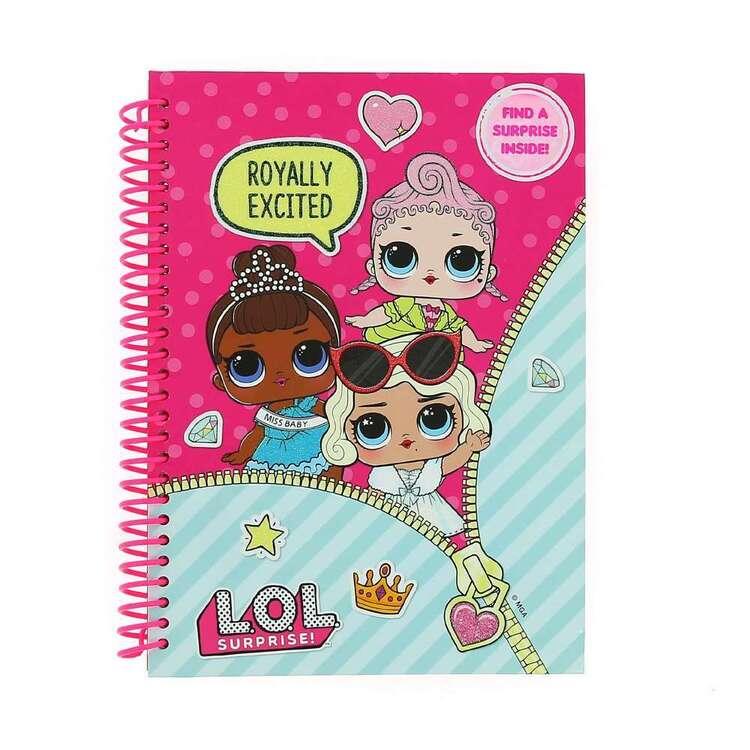 Lol Surprise Lol Surprise A5 Notebook