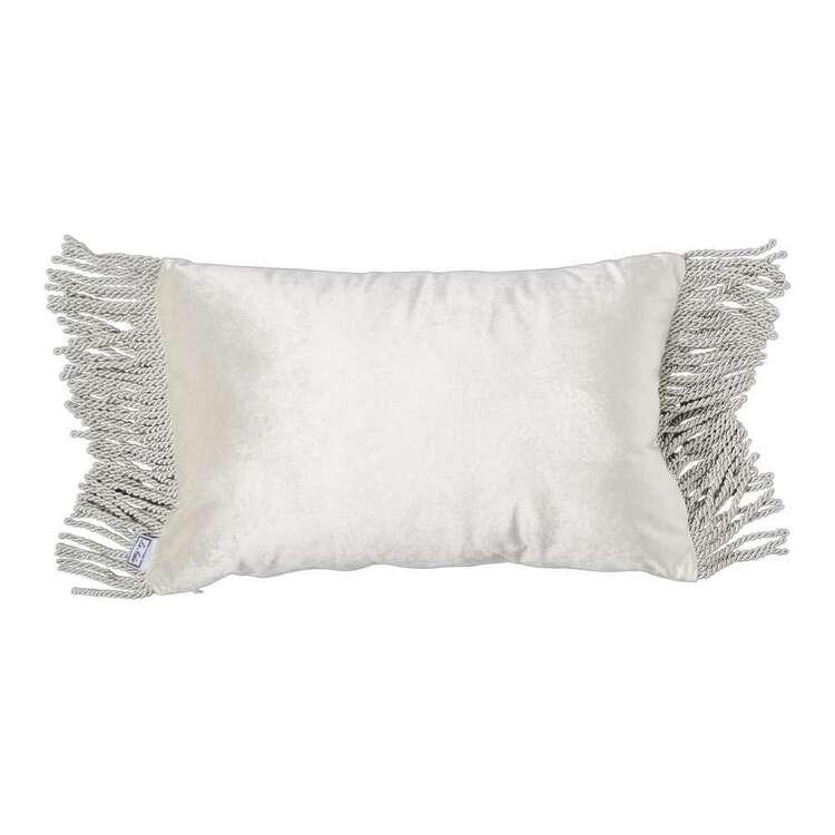 La Scala Amelia Tassel Cushion