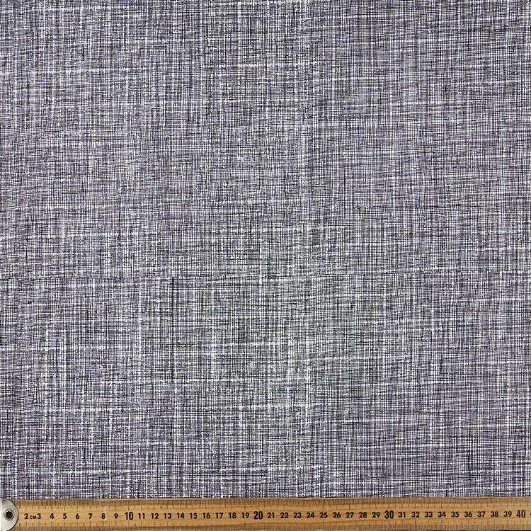 Monotones Crosshatch Cotton Fabric