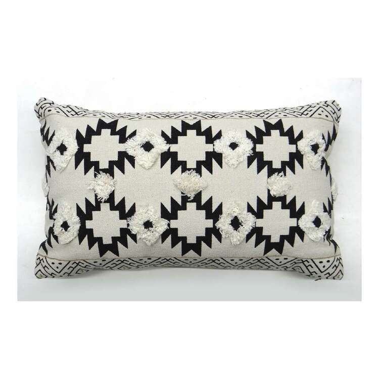 Ombre Home Harlow Ikat Cushion