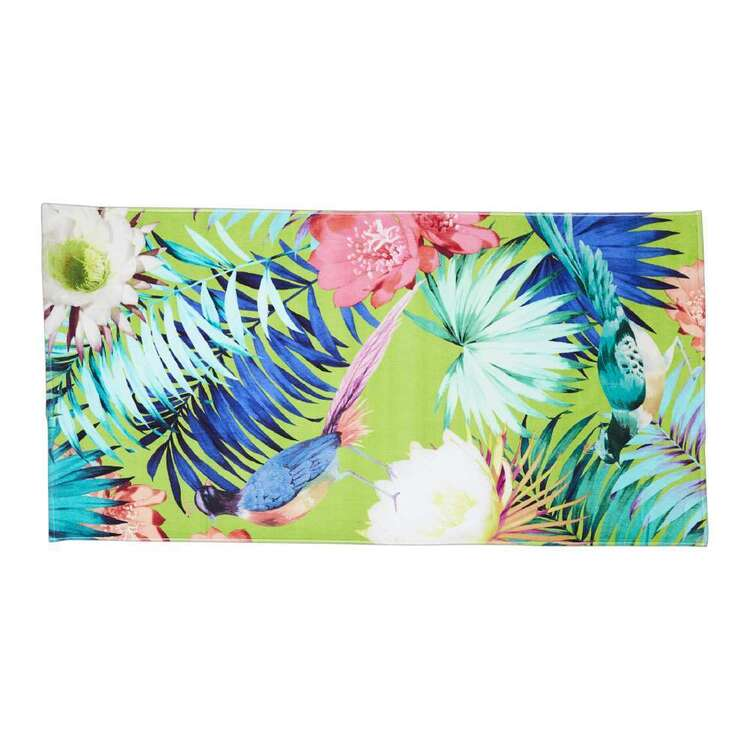 Luxotic Tropicana Beach Towel