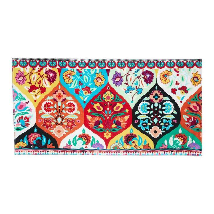 Luxotic Eva Beach Towel