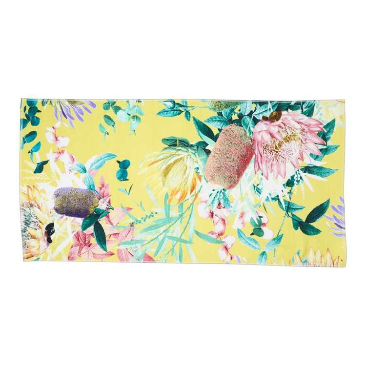 Luxotic Rosby Beach Towel