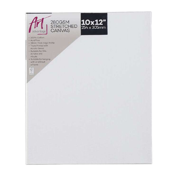 Art Advantage Thick Edge Canvas