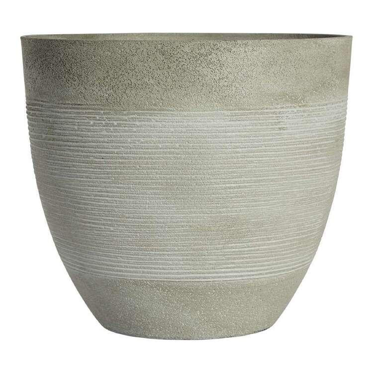 Botanica Large Planter Pot With Circle