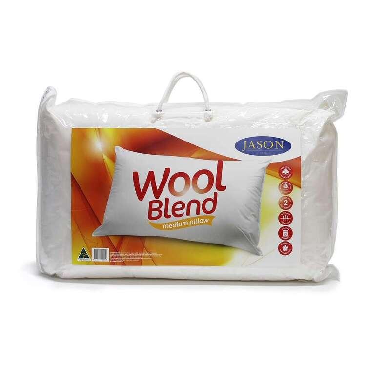 Jason Wool Blend Pillow