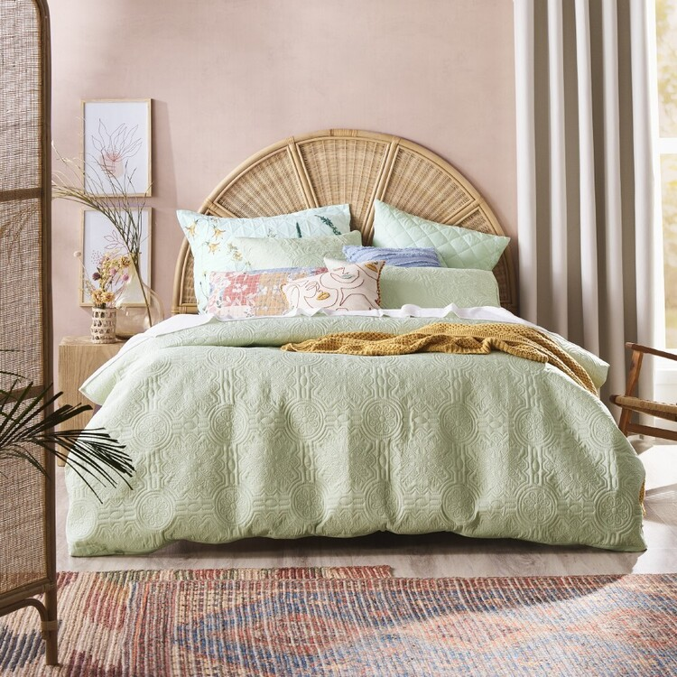 Eminence Chiara Quilt Cover Set
