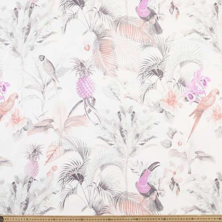 Nadalia Printed Cotton Canvas