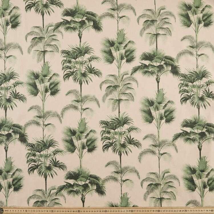 Tahiti Linen Look Canvas