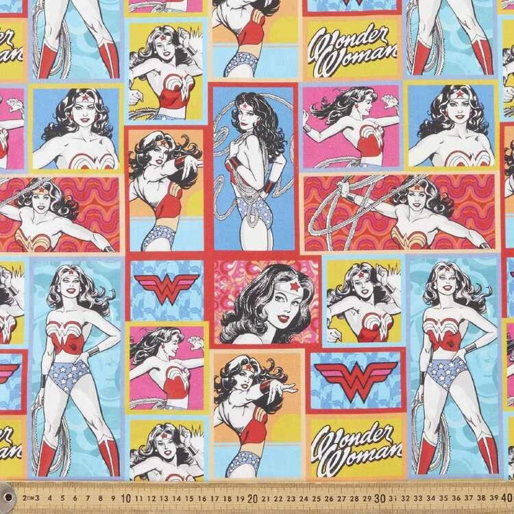 Wonder Woman Classic Printed Canvas