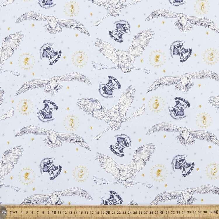 Harry Potter Hedwig Flight Fabric
