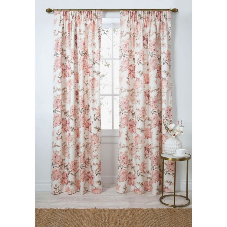 Eden Deanna Pencil Pleat Curtains