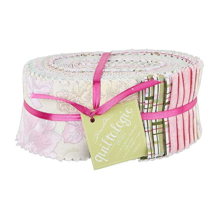 Romance The Rose 40 Piece Jelly Roll