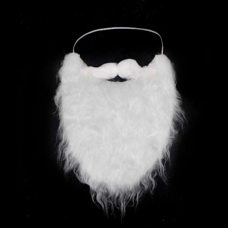 Jolly & Joy Santa Beard