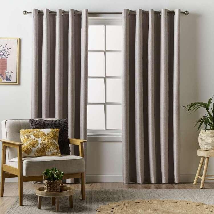 Gummerson Riva Blockout Eyelet Curtains