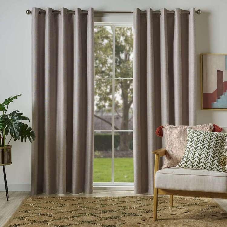 Gummerson Nova Blockout Eyelet Curtains