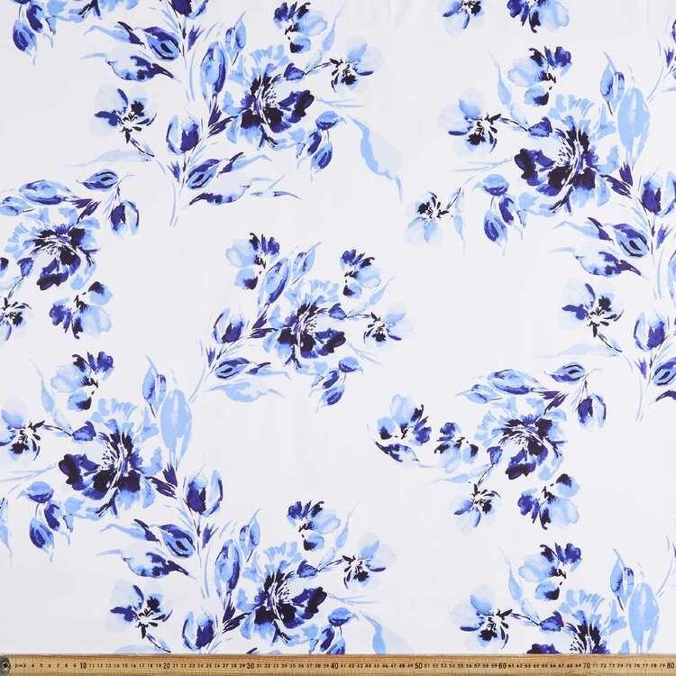 Impression Digital Printed 127 cm Sateen Fabric