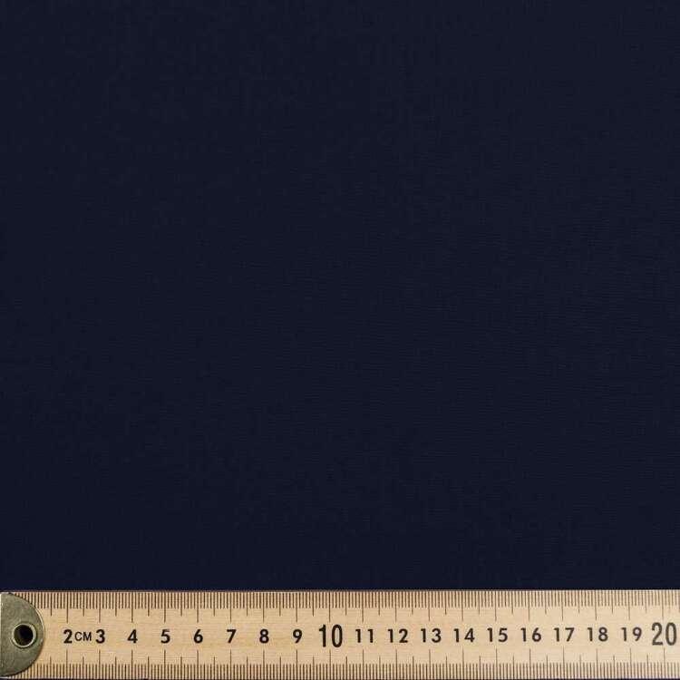 Plain 148 cm Brushed Back Ponte Fabric