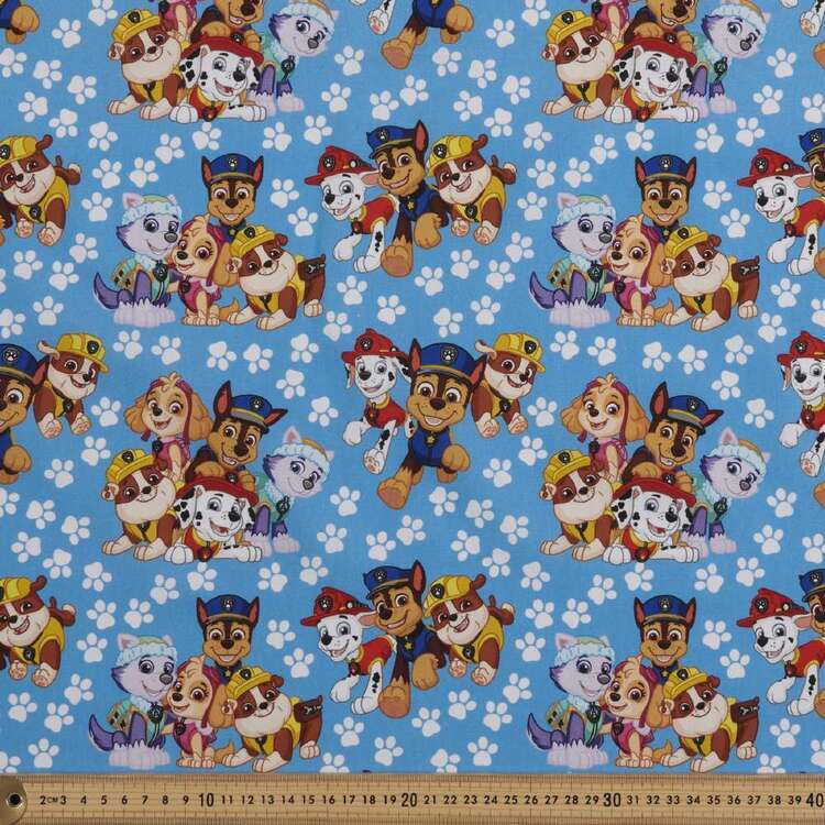 Patrol Paw Patrol Best Friends Forever Cotton Fabric