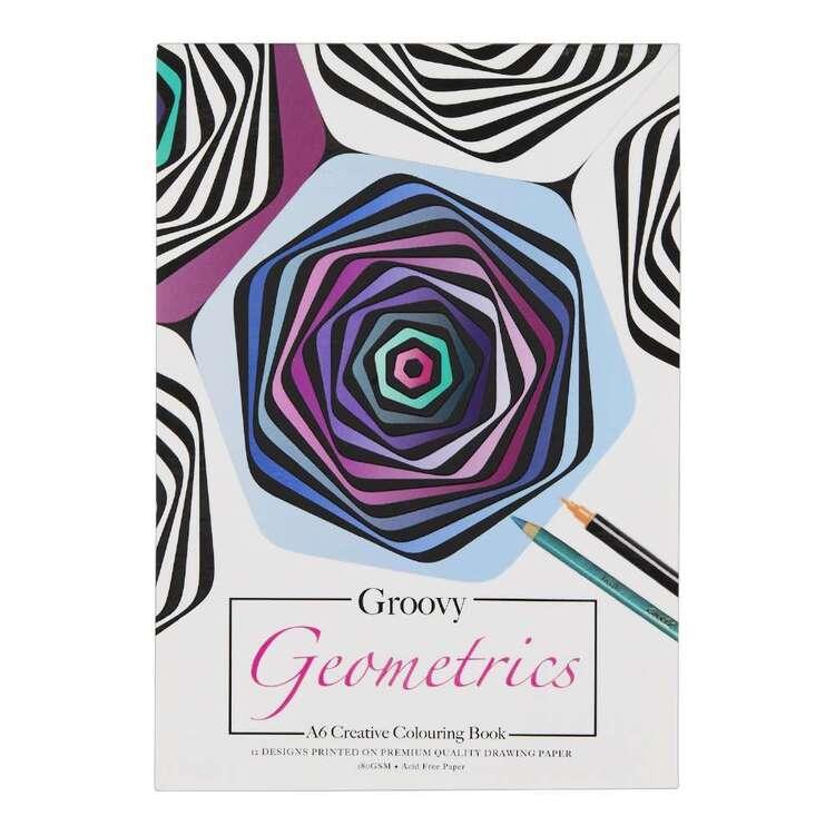 Creative Colouring Creative Colour Book A6