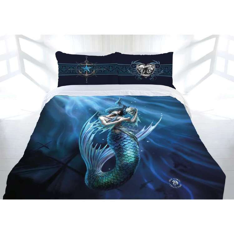 Anne Stokes Sailor Ruins Quilt Cover Set