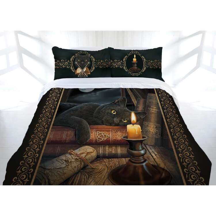 Anne Stokes The Witching Hour Quilt Cover Set