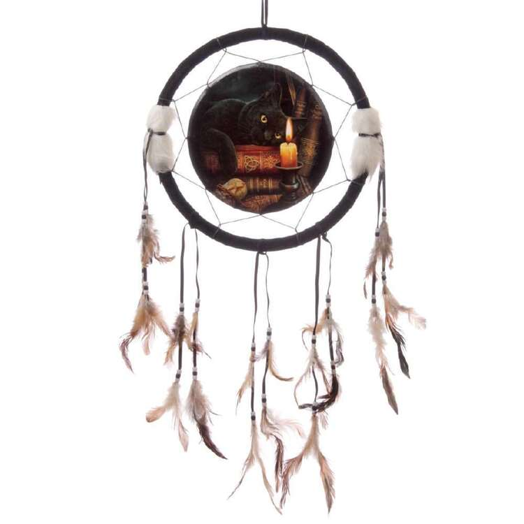 Anne Stokes The Witching Hour Dream Catcher