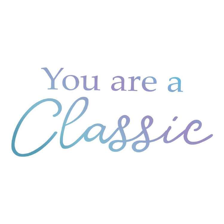 Couture Creations Men's Collection You Are A Classic Stamp
