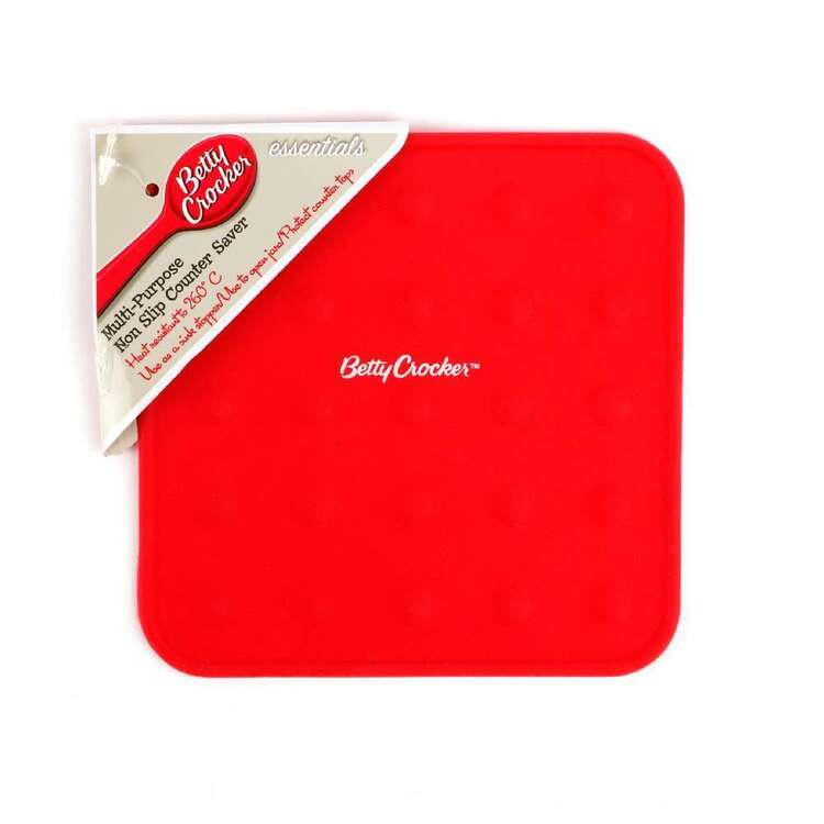 Betty Crocker Multi Purpose Non Slip Counter Saver