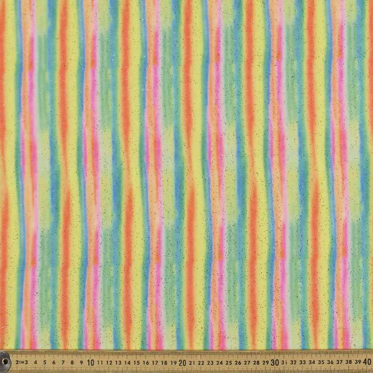 Galaxy Scale Printed 148 cm Dance Knit Fabric