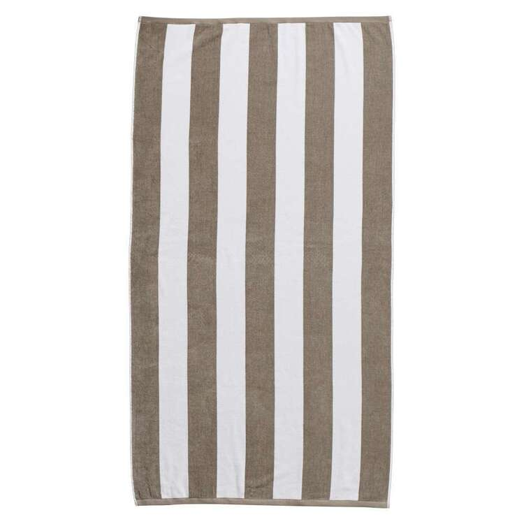 Logan & Mason Cabana Beach Towel