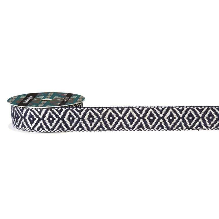 Urban Sanctuary Diamond Basket Weave Ribbon