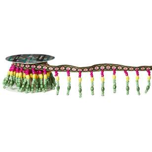 Beaded Fringe Ribbon